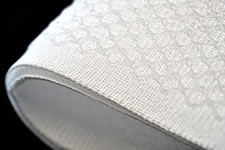 spacer fabrics surface treatment